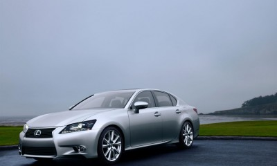 2013 Lexus GS 350 Photos