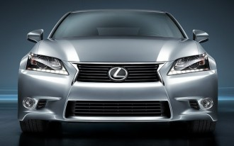 2013 Lexus GS 350 Named A Top Safety Pick