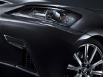 2013 Lexus GS 350 F Sport teaser