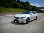 Lexus GS at Toyota Advanced Safety Seminar