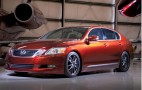 Report: Lexus GS-F Still Coming, New V-8 Planned