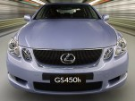 Lexus GS450h hybrid