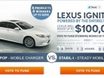 Lexus Ignition Facebook contest