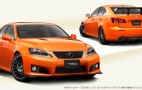 TRD Announces Upgrades For The Lexus IS F