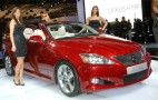 Lexus IS250C and IS350C confirmed for the U.S.