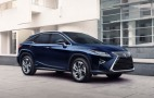 2016 Lexus RX 450h Hybrid Unveiled At New York Auto Show