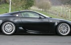 Lexus LF-A prototype confirmed for Nurburgring 24hr race