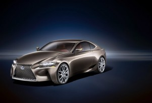 Lexus IS Coupe Planned For 2014, Plug-In Hybrid Due?