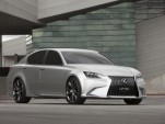 Lexus LF-Gh Hybrid Concept (New GS) Unveiled For NY Auto Show