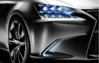 Lexus Planning High-Performance CT 200h And Seven-Seat Crossover: Report