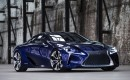 Lexus LF-LC Blue Concept