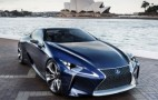 Lexus LF-LC Sports Car Could Be Made, Will It Be A Hybrid?