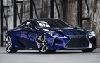 Lexus LF-LC Rumored To Get 600-HP Twin Turbo V-8