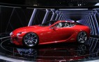 2012 Lexus LF-LC Concept: 2012 Detroit Show Video