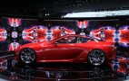 Lexus Supercar Part Deux, Lotus Rants, Vettel Kung-Fu: Car News Headlines