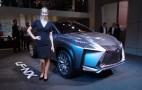 Lexus LF-NX Concept Live Photos: 2013 Frankfurt Auto Show