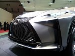 Lexus LF-NX Turbo Advanced Crossover Concept, 2013 Tokyo Motor Show