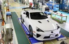Lexus Builds Its Last LFA