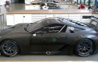 What Ever Happened To Lexus' LFA GTE Race Car?