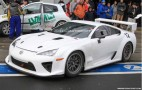 Spy Shots: Lexus LFA Nurburgring 24 Hours Race Car