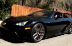 Lexus LFA Supercar Pays A Visit To Jay Lenos Garage: Video