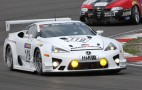 Gazoo Racing Prepares Lexus LFA For Nurburgring 24 Hours Assault
