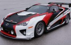 Lexus and Toyota Go To (The Green) Hell In Nürburgring Race