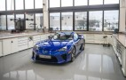 The Lexus LFA Gets Serviced Like A Le Mans Car
