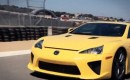Lexus LFA 'Unleashed' campaign