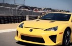 Contest Winner Gets To 'Unleash' The Lexus LFA: Video
