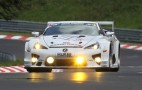 Onboard A Lexus LFA Racing Around The Nurburgring: Video
