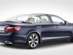 Lexus LS 600h Landaulet for Prince Albert Of Monaco wedding