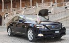 Hybrid Lexus LS 600h Limousine Will Turn Royal Wedding Green