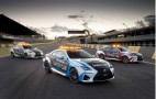 Lexus RC F Unveiled As New V8 Supercars Safety Car