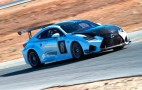 Lexus To Take On Pikes Peak Hill Climb With Track-Focused RC F GT Concept