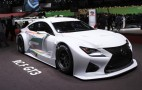 Lexus RC F GT3 To Go Racing In 2015: Geneva Motor Show Live Photos