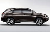 2013 Lexus RX 350 Photos
