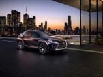 Lexus UX small crossover utility concept unveiled in Paris