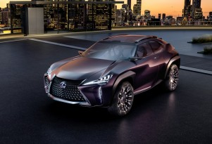 Lexus UX small crossover may get hybrid version that Toyota C-HR won't