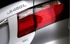 2009 Lexus LS 460 Gets All-Wheel Drive