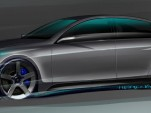 Project Lexus GS concept