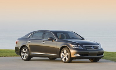 2009 Lexus LS 600h L Photos