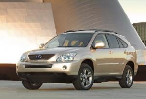 2009 Lexus RX 400h