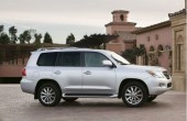 2009 Lexus LX 570 Photos