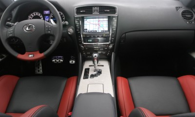 2009 Lexus IS F Photos