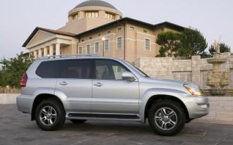 2010 Lexus GX: SUVs Get a Ninth Life