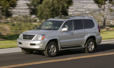 2009 Lexus GX 470 Photos