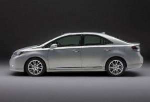 Lexus Celebrates 20 Years