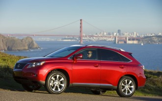 2010 Lexus RX: Hybrid or No, A Step Up