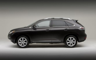 2010 Lexus RX 350 - Soft, Squishy, Safe and High